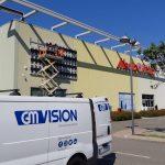 installazione-struttura-led-wall-gmvision